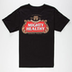 MIGHTY HEALTHY Crafty Mens T-Shirt
