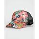 BILLABONG Heritage Mashup Flamingo Womens Trucker Hat