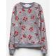 FULL TILT Cherry Girls Sweatshirt