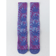 HUF Plantlife Digital Dye Mens Crew Socks