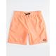 BILLABONG All Day Melon Boys Volley Shorts