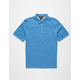 VOLCOM Wowzer Royal Boys Polo Shirt