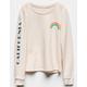 FULL TILT California Girls Sweatshirt