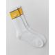 ADIDAS Originals Basektball Bold Gold Mens Crew Socks