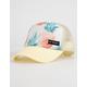 ROXY Just OK Yellow Girls Trucker Hat
