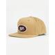 RVCA Station Khaki Mens Snapback Hat