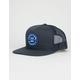 BRIXTON Oath III Navy Mens Trucker Hat