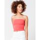 FULL TILT Essentials Red Womens Tube Top