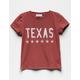 FULL TILT Texas Star Girls Tee