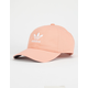 ADIDAS Originals Relaxed Dust Pink & White Mens Snapback Hat