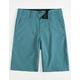 VOLCOM Frickin Static Ocean Boys Hybrid Shorts