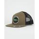 SALTY CREW Dos Mahi Tan Mens Trucker Hat