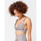 RUSTY Amalfi Reversible Triangle Bikini Top