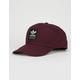 ADIDAS Originals TL Patch Maroon & Black Mens Snapback Hat