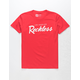 YOUNG & RECKLESS OG Reckless Red Boys T-Shirt