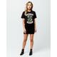 FULL TILT Black Mini Skirt