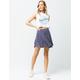 H.I.P. Floral & Polka Dot Skater Skirt