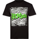 YOUNG & RECKLESS Simply Zebra Mens T-Shirt