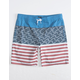 VALOR Wave OS Boys Volley Shorts