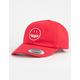 VOLCOM Hey Bud Red Womens Dad Hat