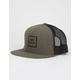 RVCA VA All The Way Green Mens Hat