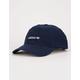 ADIDAS Originals Relaxed Seersucker Collegiate Navy Mens Strapback Hat