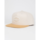 RVCA Commonwealth Khaki Mens Hat