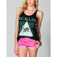 YOUNG & RECKLESS Cleopatra Womens Tank