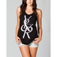 YOUNG & RECKLESS Linked Womens Tank