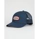 BILLABONG Walled Blue Mens Trucker Hat