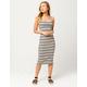 BILLABONG Midnight Tropic Midi Dress