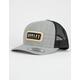 HURLEY Shiner Gray Mens Trucker Hat