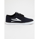 LAKAI Griffin Midnight Textile Mens Shoes