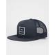 RVCA All The Way Navy Mens Trucker Hat