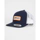 HURLEY Shiner Navy Mens Trucker Hat