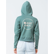 RVCA Deserted Forest Womens Hoodie