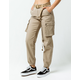 LIKE AN ANGEL Cargo Khaki Womens Jogger Pants