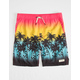 PUBLIC ACCESS Sunset Boulevard Boys Volley Shorts