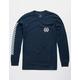 VANS Check It Navy Mens T-Shirt
