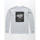VANS Tiger Camo Print Box Boys T-Shirt