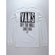 VANS Type Stacker White Mens T-Shirt