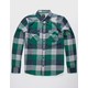 VANS Box Mens Flannel Shirt