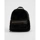 T-SHIRT & JEANS Faux Fur Mini Backpack