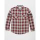 RETROFIT Jon Mens Flannel Shirt