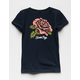 SANTA CRUZ Rose Girls Tee