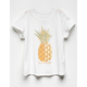 BILLABONG Sunny Pineapple Girls Tee