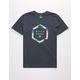 BILLABONG Access Navy Boys T-Shirt