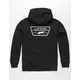 VANS Full Patched Boys Hoodie