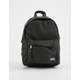 ROXY Walking Away Convertible Black Mini Backpack