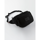 DICKIES Canvas Black Fanny Pack
